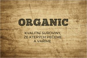 organic suroviny