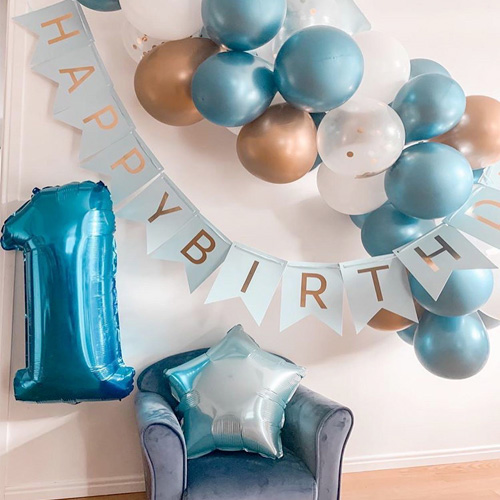 zolly party set narozeniny psa