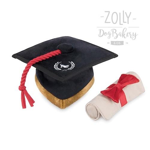 zolly petplay hracky pro psy cepice K9 s diplomem