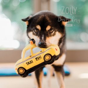 PLAY toys Taxi hračka pro psy