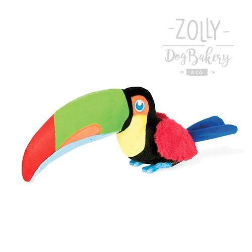 zolly petplay hracky pro psy toucan