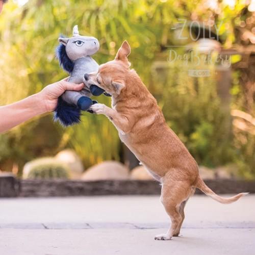 zolly petplay hracky pro psy jednorozec