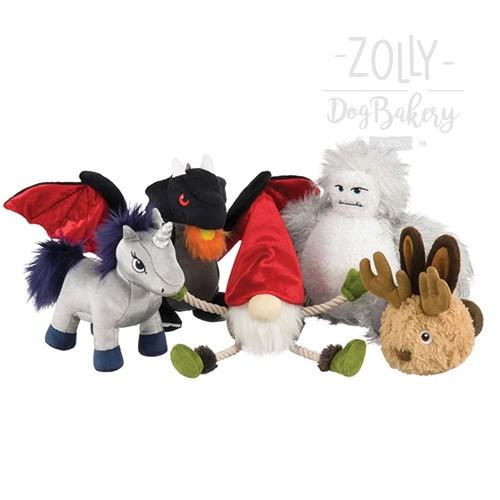 zolly petplay hracky pro psy myticka kolekce