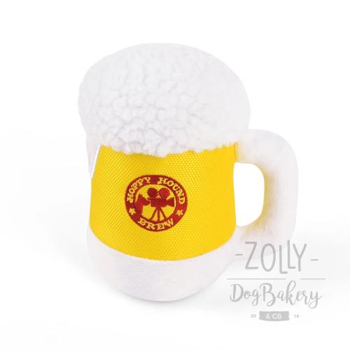 zolly hracky pro psy petplay napoj pivo