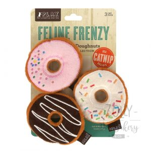 zolly petplay hracky pro kocky donuts